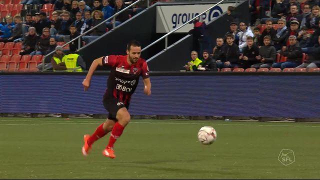 14e journée, Neuchâtel Xamax - Grasshopper (1-3): Raphaël Nuzzolo 69e [RTS]