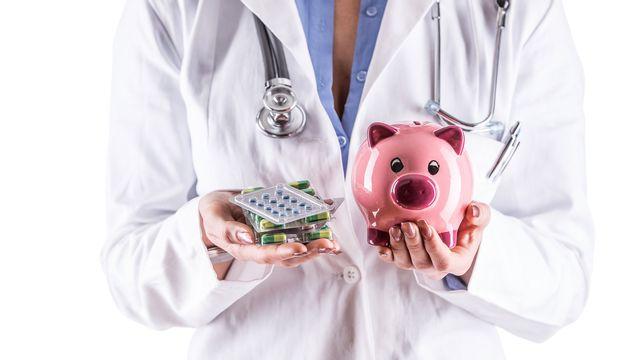 De plus en plus de Suisses renoncent à se soigner à cause des coûts trop élevés. [ weyo - Fotolia]
