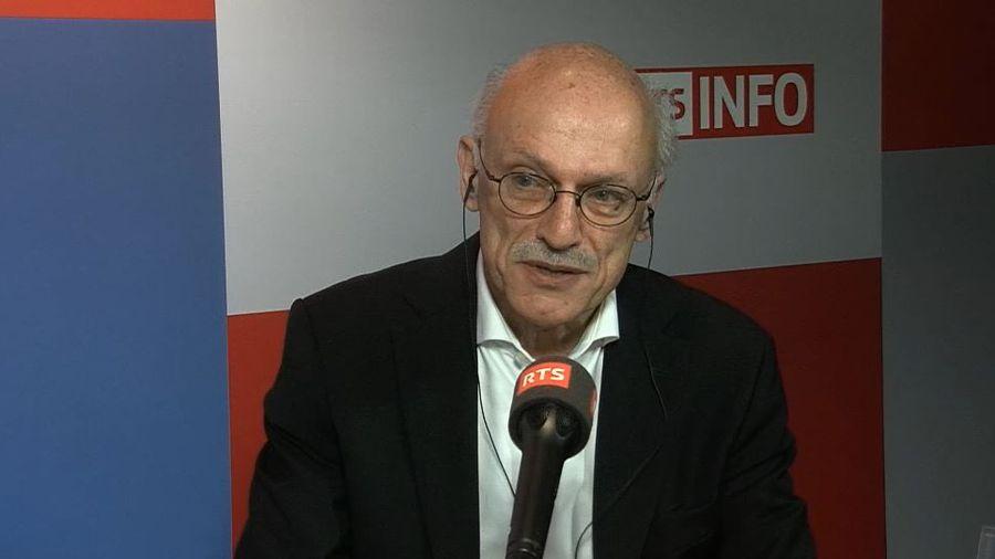 """La Suisse dans un état de """"stagnation criante"""", selon Beat Kappeler"""