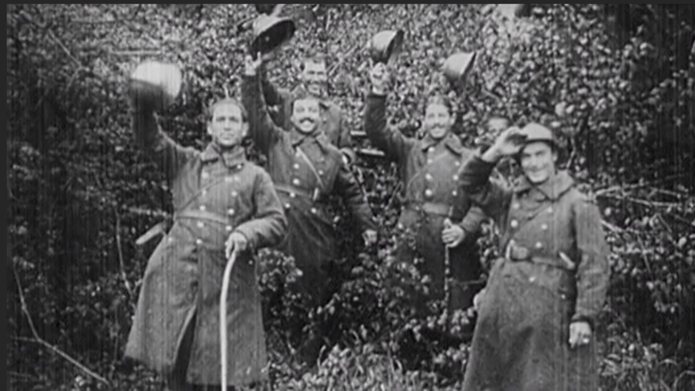 L'armistice de 1918