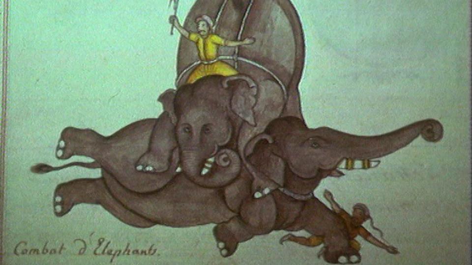 A la découverte de l'Inde avec Nicolas Bouvier. [RTS]