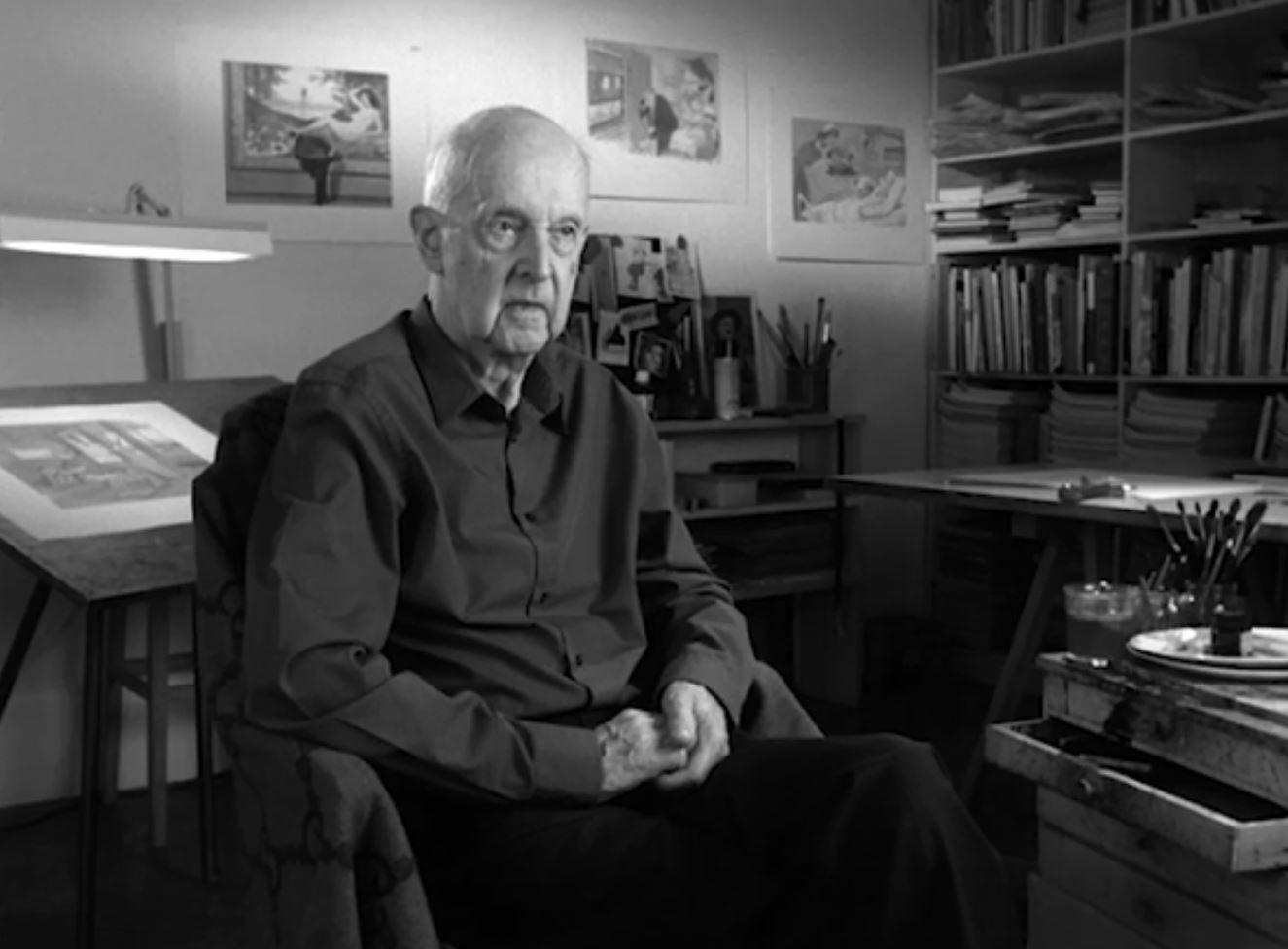 Le dessinateur et peintre vaudois André Paul est décédé