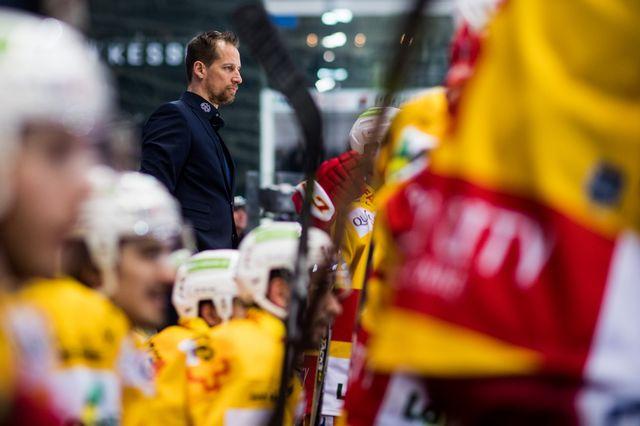Antti Törmänen, 48 ans, a été sacré champion de Suisse avec Berne en 2013. [Gabriele Putzu - Keystone]