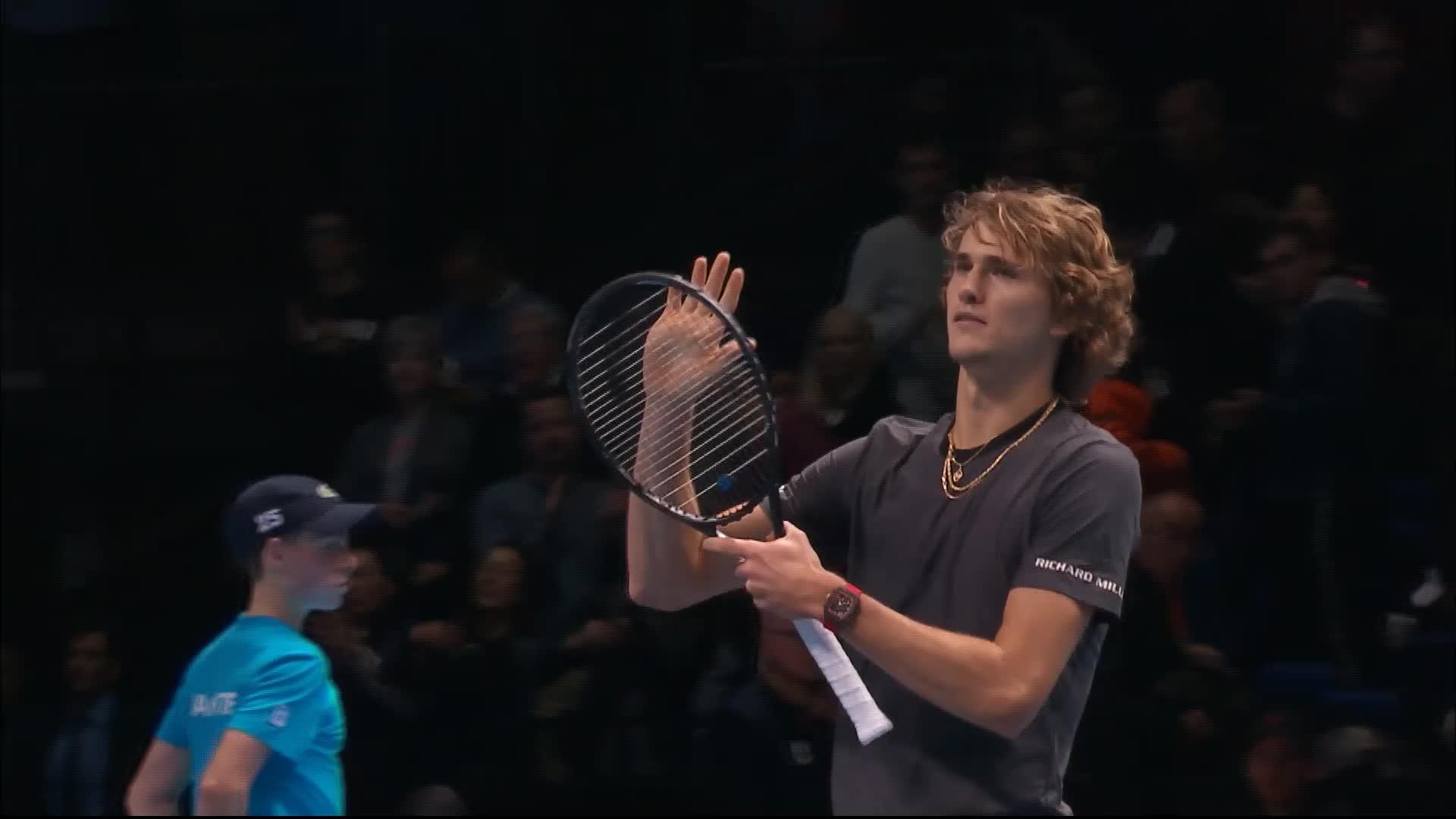 Djokovic atteint le dernier carré — Masters