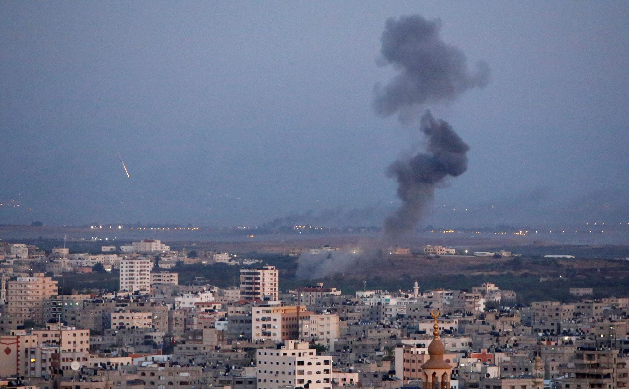 La trêve compromise à Gaza après une nouvelle flambée de violences