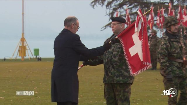 Révélations sur les notes de frais au sein de l'Armée suisse. Les plus hauts responsables sont mis en cause. [RTS]