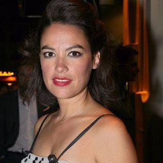 La comédienne Audrey Vernon en septembre 2015 à Paris. [Alexander Klein - AFP]