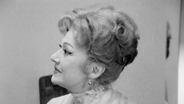 Edwige Feuillère en 1967. [RTS]