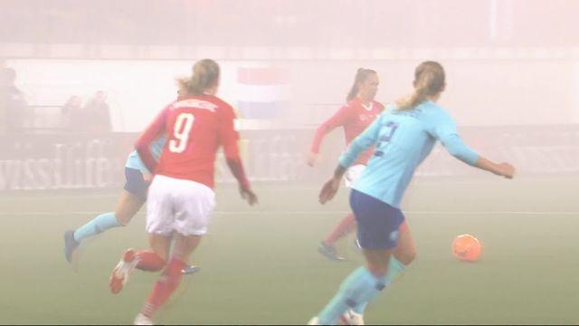 Barrage, Suisse - Pays-Bas (1-1): le résumé du match [RTS]