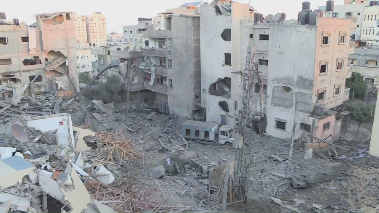 Nouveau cessez le feu dans la bande de Gaza [RTS]