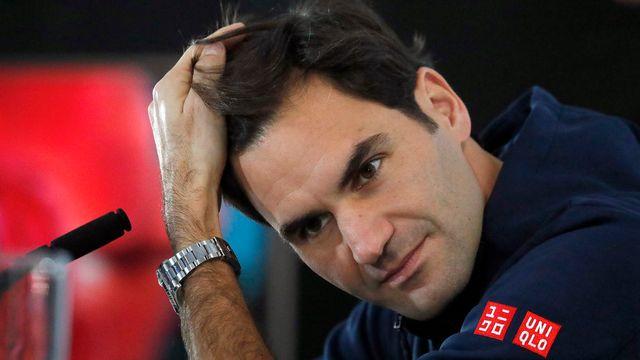 Roger Federer est lui aussi un partisan de l'ATP-Cup face à la Coupe Davis 2.0. [Frank Augstein - Keystone]