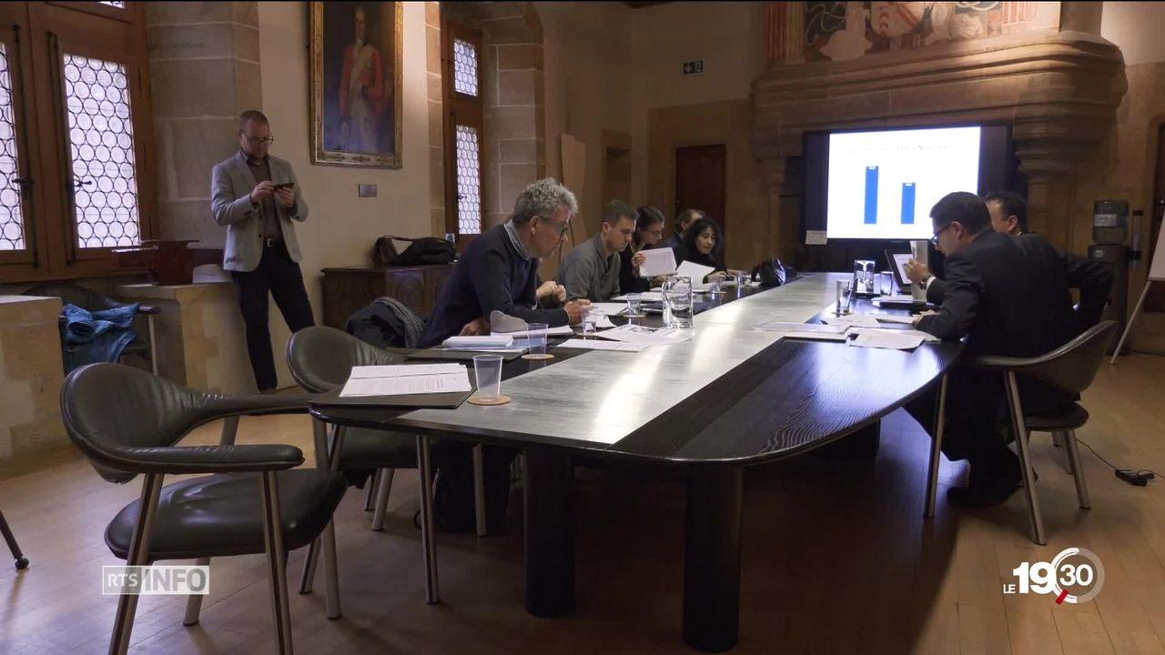 L'État de Neuchâtel va supprimer le droit aux subsides d'assurance-maladie à une partie de sa population [RTS]