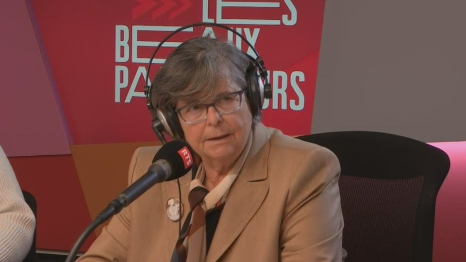 L'interview de Ruth Dreifuss, extrait [RTS]