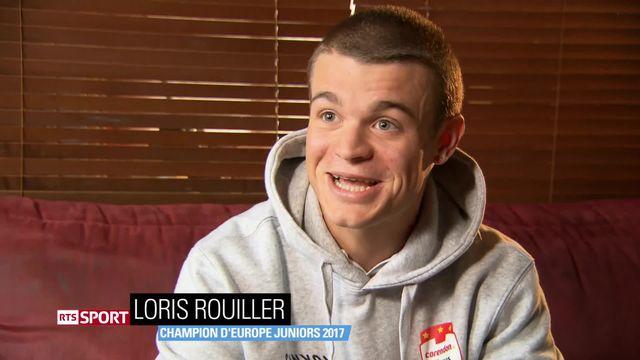 CycloCross: Loris Rouiller [RTS]