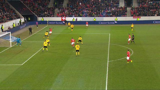 Gr.2, Suisse – Belgique (5-2): 84e, triplé pour Seferovic! [RTS]