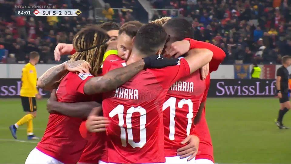 Gr.2, Suisse – Belgique (5-2): la Suisse corrige la Belgique et se qualifie pour le Final Four! [RTS]