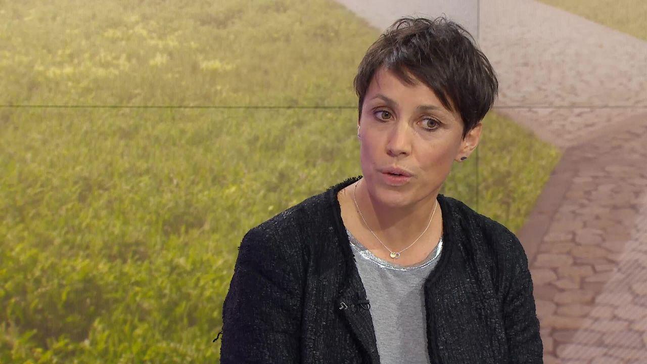 Interview Béatrice Galizzi responsable Adecco pour la Suisse romande [RTS]