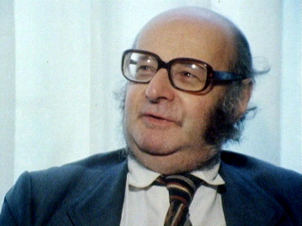 Jacques Bergier [RTS]