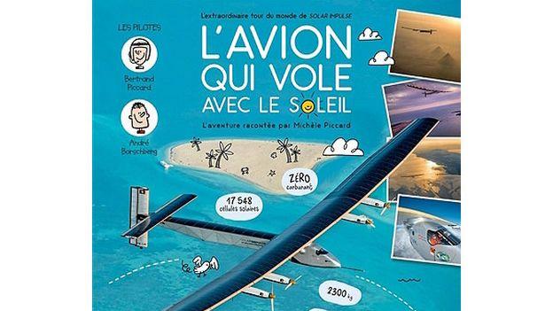 Livre Lʹavion Qui Vole Avec Le Soleil Radio Play Rts