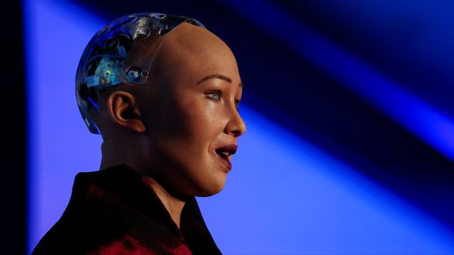 Les robots sont perçus comme une menace par les travailleurs. [Darrin Zammit Lupi - Reuters]