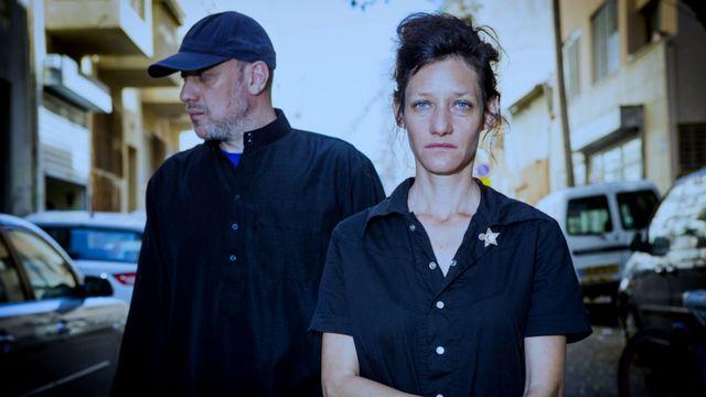 La Winter Family, duo franco-israélien, Ruth Rosenthal et Xavier Klaine. [Shlomi Yosef - DR]