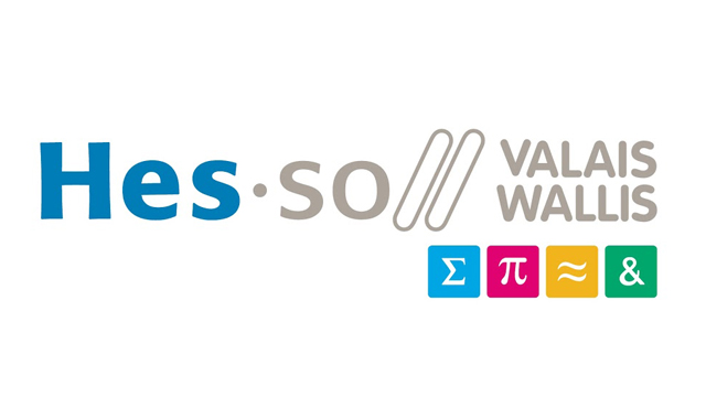 Logo de la Hes-SO-Valais.