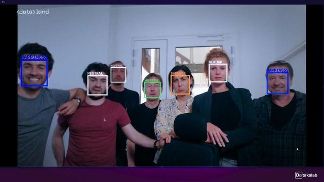 Intelligence artificielle, notre meilleure amie? (1-3) – De l'assistance vocale au décryptage des émotions [RTS]
