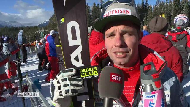 Ski alpin, Coupe du monde, descente hommes: Victoire de Max Franz, Beat Feuz 6e [RTS]