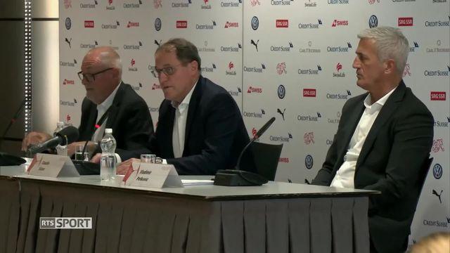 """Football: le """"Rapport Heusler"""" propose à l'ASF de nommer un directeur sportif [RTS]"""