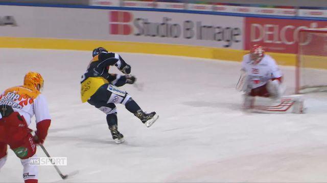 Hockey, National League, 22e journée: Ambri-Piotta - Lausanne (2-1) [RTS]