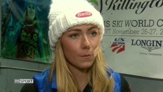 Ski alpin: Portrait de Mikaela Shiffrin [RTS]