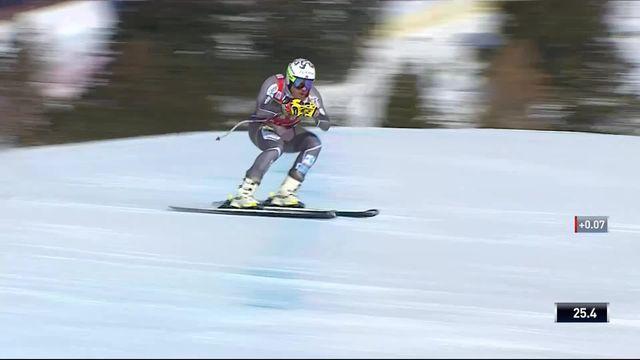 Super-G de Lake Louise (CAN) messieurs: Kjetil Jansrud (NOR) [RTS]