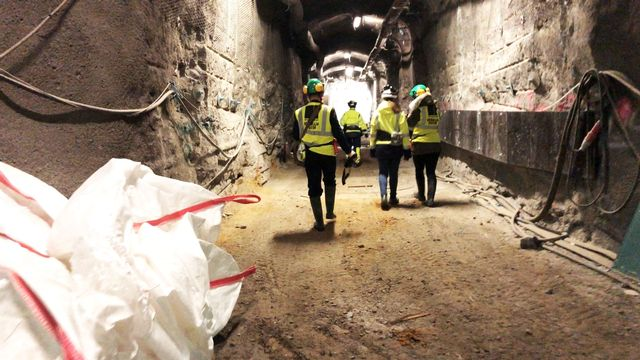 Le site finlandais de stockage définitif de déchets nucléaires ne suscite aucune contestation. [Francesca Argiroffo - RTS]