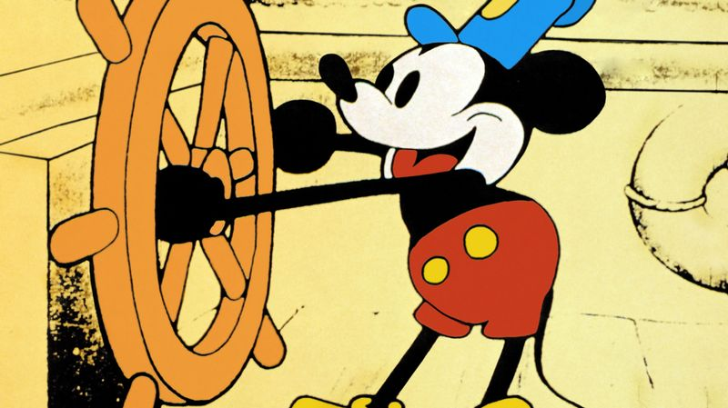 Mickey 90 Ans A Failli S Appeler Mortimer Rts Ch Cinéma
