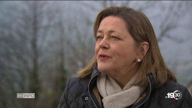 Portrait des candidats au conseil fédéral : l'uranaise Heidi Z'Graggen [RTS]