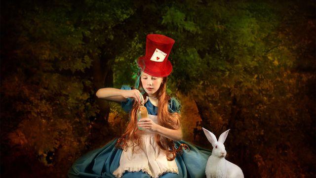 Lewis Carroll était-il insomniaque? En tout cas il aimait les maths. [odilepascal - fotolia]