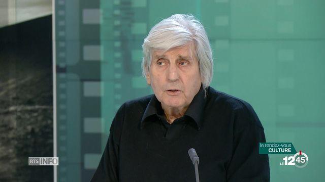 L'invité culturel: le réalisateur veveysan Francis Reusser [RTS]