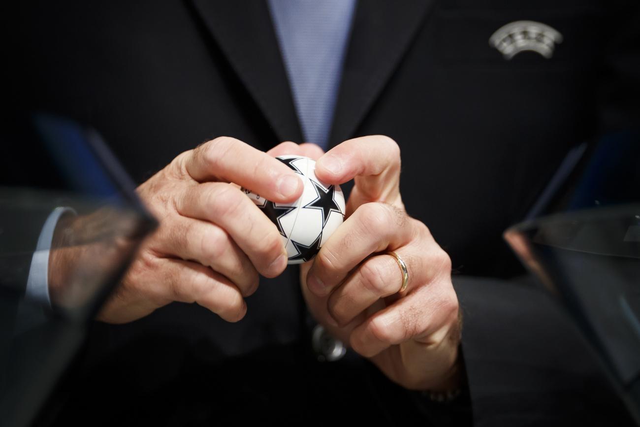 La réaction de Didier Deschamps au tirage des qualifications de l'Euro 2020
