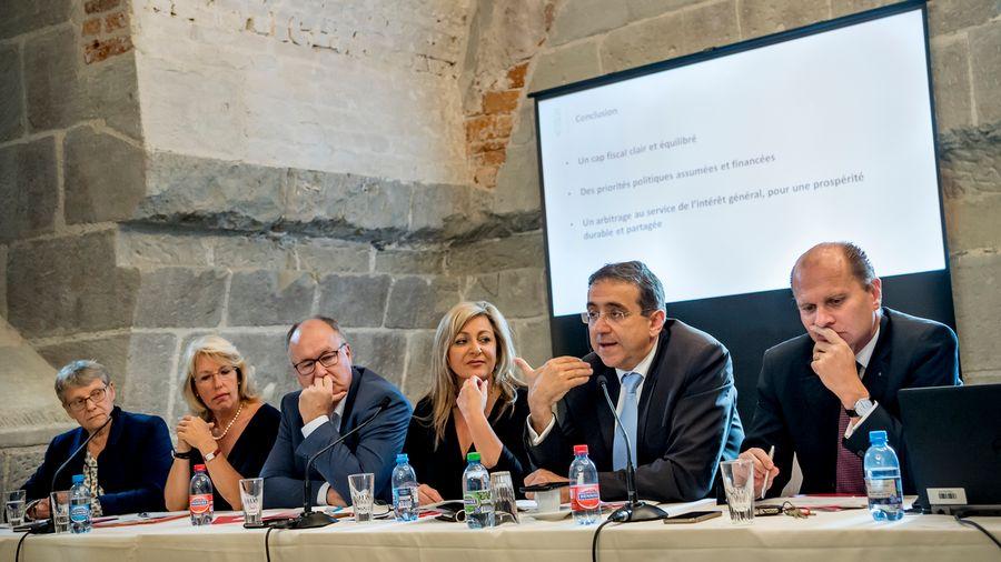 La place de Pierre-Yves Maillard au Conseil d'Etat vaudois déjà convoitée