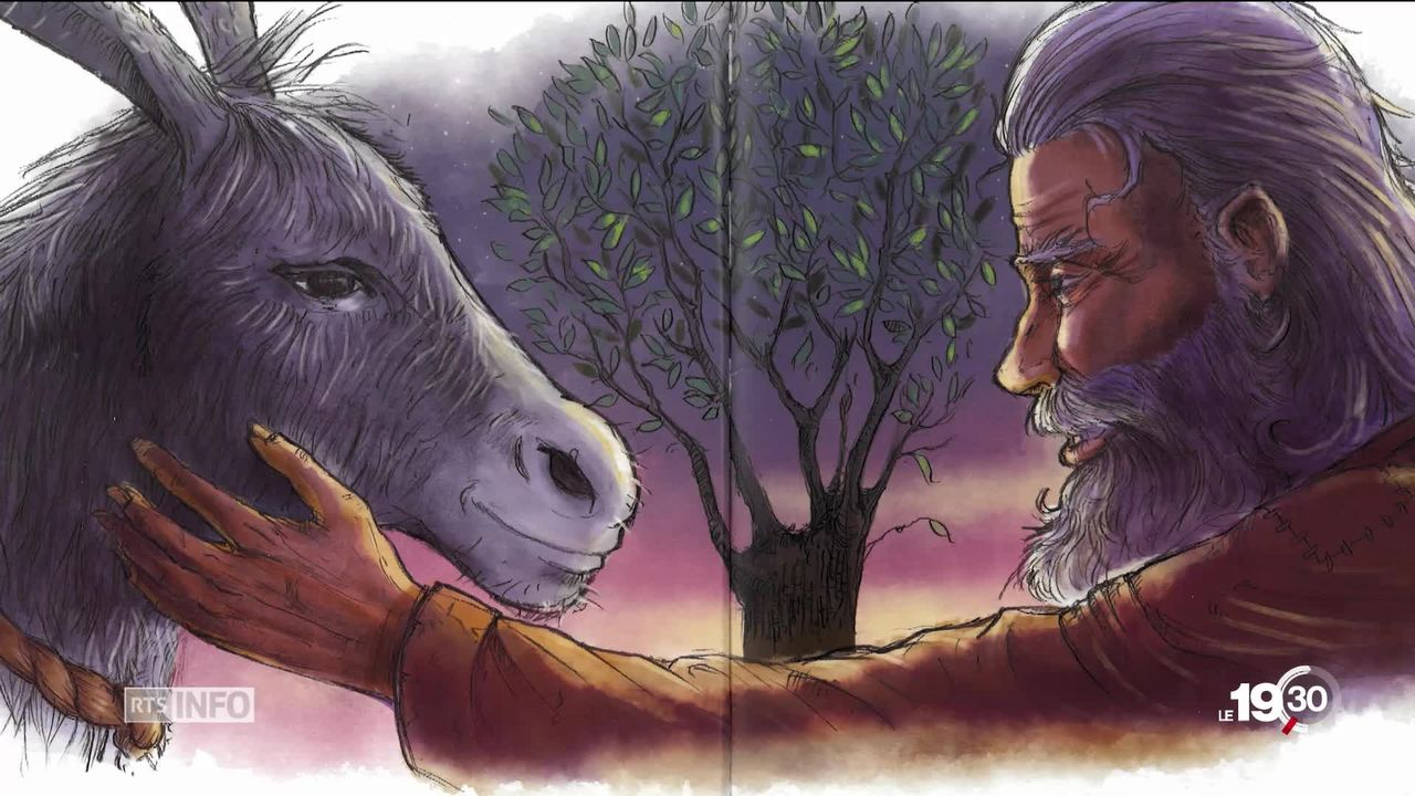 Deux ouvrages de contes sur Saint-Nicolas permettent aux enfants de prolonger la fête [RTS]