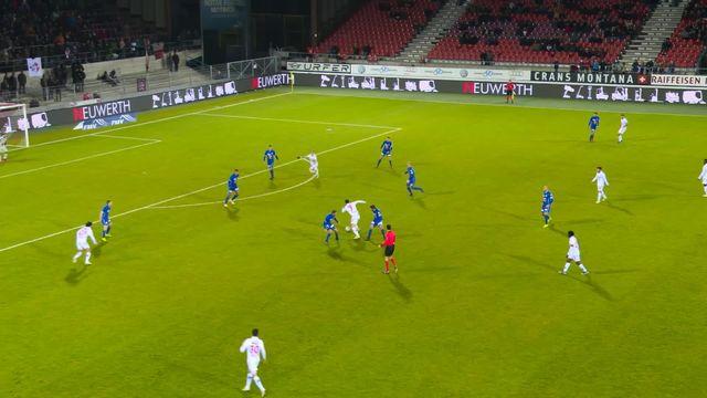 Football: Résumé Sion - Lucerne [RTS]
