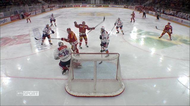Hockey: Bienne - Zurich [RTS]