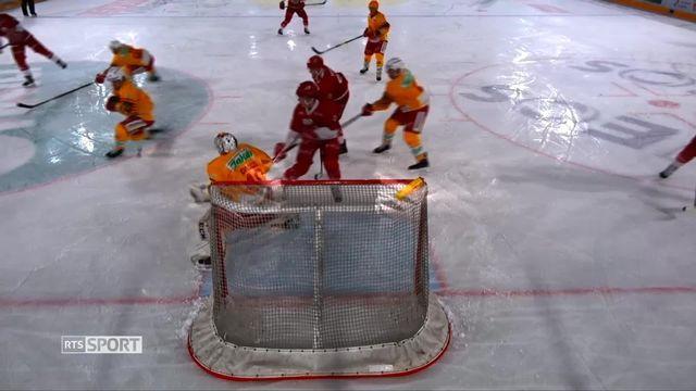 Hockey: LHC - Lugano [RTS]