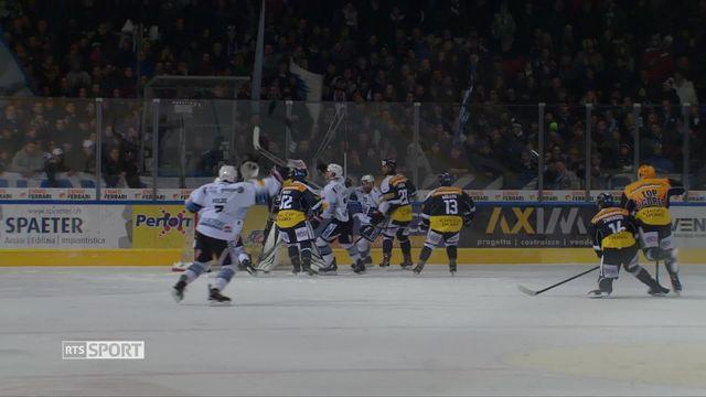 Hockey: Fribourg - Ambry [RTS]