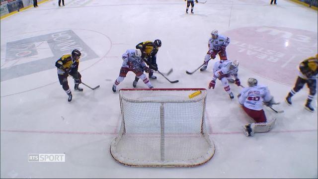 Hockey: genève - Rapperswil [RTS]