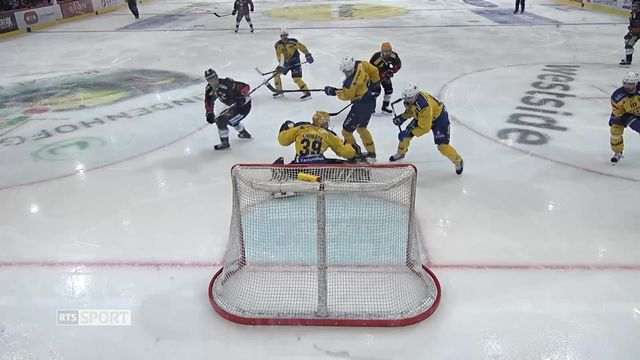 Hockey:Berne - Davos [RTS]