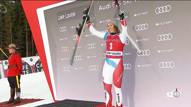 Coupe du Monde de ski alpin : les Suisses brillent [RTS]