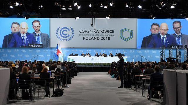 Le ministre polonais de l'environnement Michal Kurtyka présidera la 24e conférence de l'ONU pour le climat. [Janek Skarzynski - AFP]