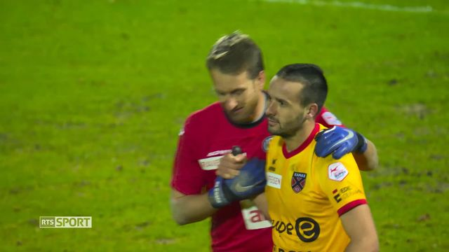 Football: Super League, 16e journée, Lugano - NE Xamax FCS (2-2) [RTS]