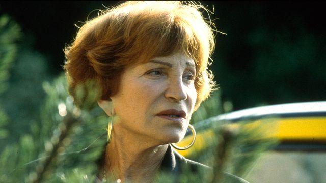 La comédienne Maria Pacôme en 1997. [RTS]